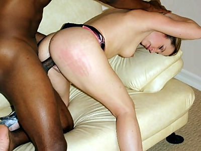 Nadia Hard Interracial pussy Plowing
