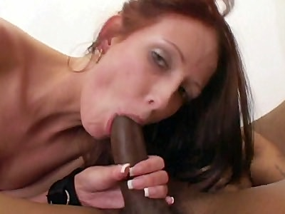Hailey Sucking Off a Black heller